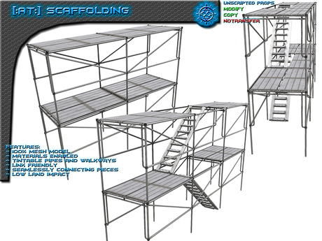 [:AT:] Scaffolding