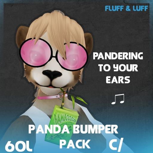 F&L - Panda Bumper Pack