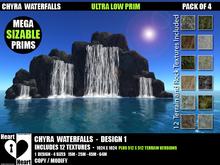 Waterfalls - Chyra Waterfall - Design 1