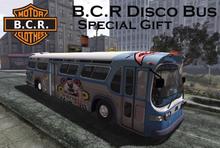 B.C.R. Disco Bus