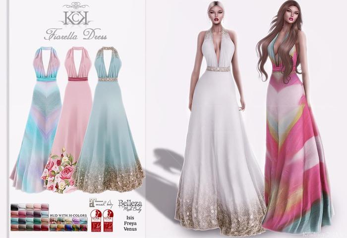 :::KC::: Fiorella Dress