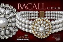 EarthStones Bacall Pearl Choker