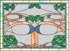 Deco Glass 1