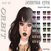 <Out of Orbit> Demetra Eyes - FATPACK