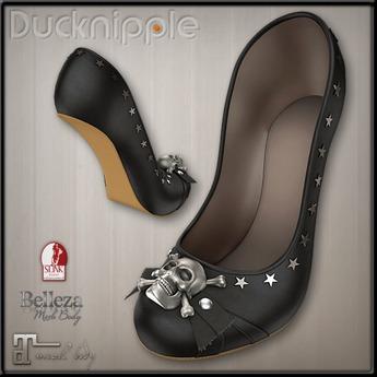 Ducknipple - Ballerinas vs2