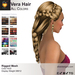 A&A Vera Hair All Colors Pack. Rigged mesh long womens hairstyle