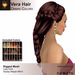A&A Vera Hair Ombre Colors Pack. Rigged mesh long womens hairstyle
