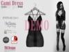 Cami dress gothic demo