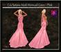 Cele'Sations Mermaid Mesh Gown ~ Pink [ Maitreya Belleza TMP Eve Slink ]