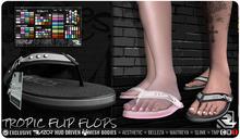 Razor/// Tropic Flip Flops w/ HUD