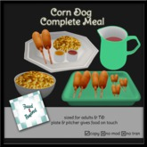 F&B Corn Dog Complete Meal