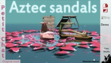 *PC* Aztec Sandal Demo