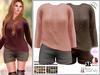 [hh] Gwen Shorts & Sweater AUTUMN PACK