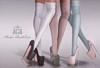 Arabela shoes socks edit