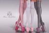 Bianca shoes socks edit