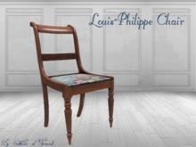 *CdT* Chair Louis-Philippe