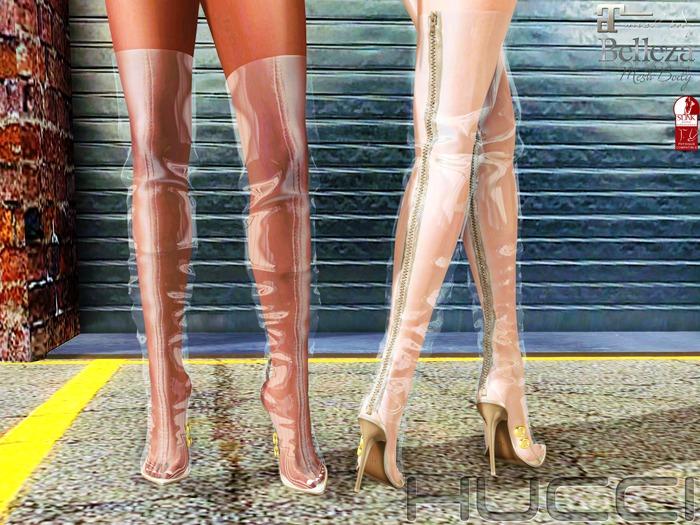 ::HH:: Hucci Sibiti Boot - Collection