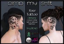 PMS - Rage Tattoo