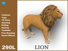 [TomatoPark] DEMO Lion