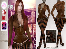 * Cochisee * Complete Steampunk Outfit