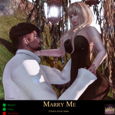 Lush Poses - Marry Me - couple poses
