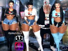 {RC} Fashion killa Outfit Omega
