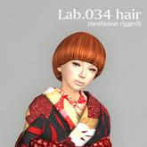 *booN Lab.034 hair black pack
