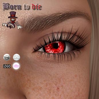 Mesh Eyes [Vampire 1] (Fantasy) [With HUD]