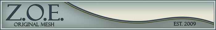 Z.o.e. mp banner