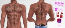 TSB ::: Tattoo pitbull
