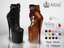 AdoreZ- Jozi Boots Hud Colors