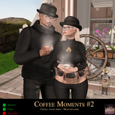 Lushish Poses - Coffee Moments #2 (c)