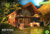 inVerse® MESH - Baby Gstaad  full furnished cottage - Materials enabled - Dynamic lights