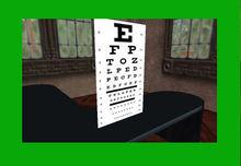 Eye Chart*
