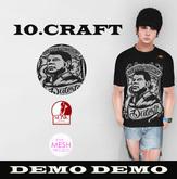 10.CRAFT - DEMO T-SHIRT .