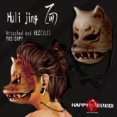 [HD]Huli jing MASK white fox REZ&WEAR