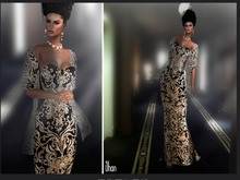 Eiffel by cleo couture mp maitreya slink hourglass and physiqe