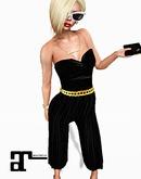 XK Maitreya Coolet Jumpsuit Black