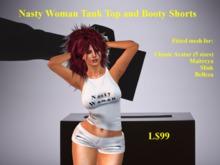 Nasty Woman Tank Top