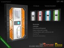 ~isil~ <Modular Room Kit> Secure Door