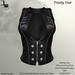 De designs trinity vest black
