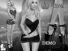 AdoreZ-Dixei Dress DEMO