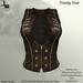 DE Designs - Trinity Vest - Old Leather
