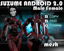 Suzume 2.0 extended version