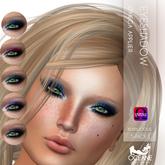 PROMO!Oceane - Bubblicious Eyeshadows 5-pack 1 - Omega 1