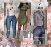.:villena:. - DEMO Skinny Jeans