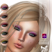 Oceane - BubblIcious Eyeshadows 5-pack 2 - Omega