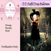 :;D.D::Outfit Dress Hallowen