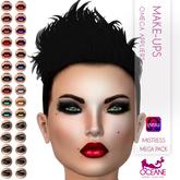 Oceane - Mistress Make-ups Mega Pack- Omega