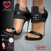 Similar Palma Shoes Leather Black